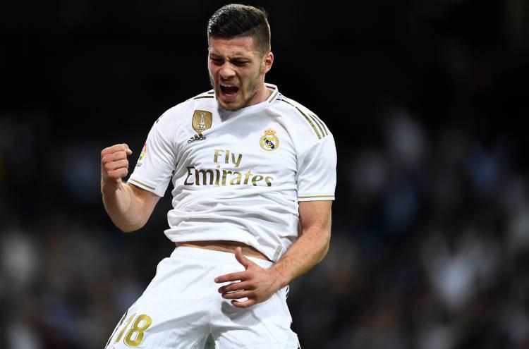 Milan offerta Jovic