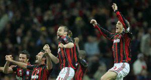 Milan-Manchester United, Gilardino e Ambrosini ricordano la partita perfetta
