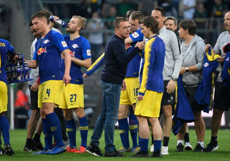Milan Rangnick nuovo staff