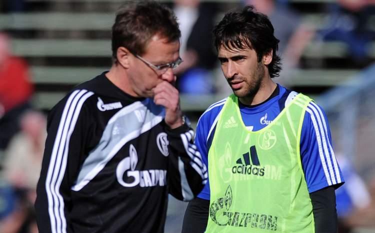 Ibrahimovic come Raul con Rangnick