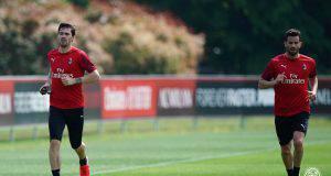 Milan nessun calciatore positivo