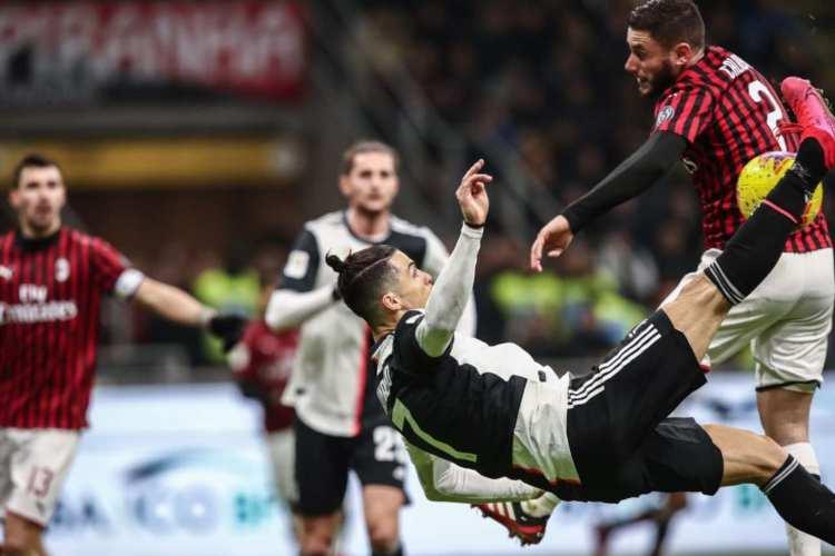 Milan-Juventus semifinale coppa