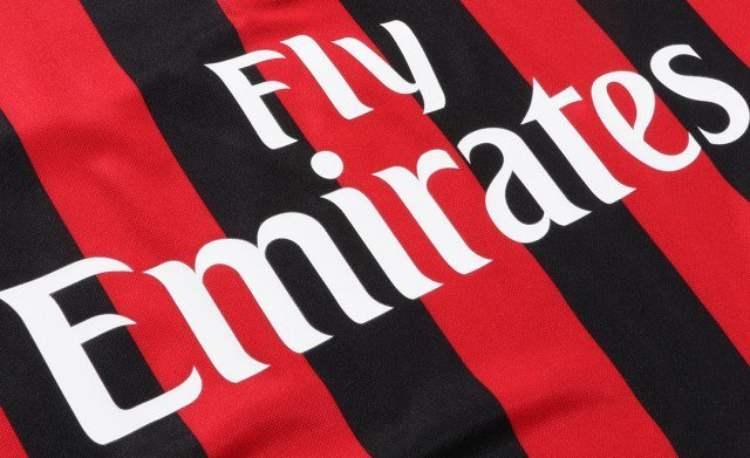 Sfondo AC Milan Maglia