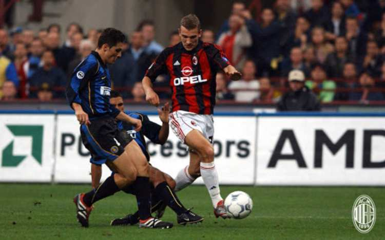 Inter-Milan ex derby