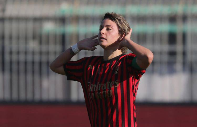 Giacinti voglio restare Milan