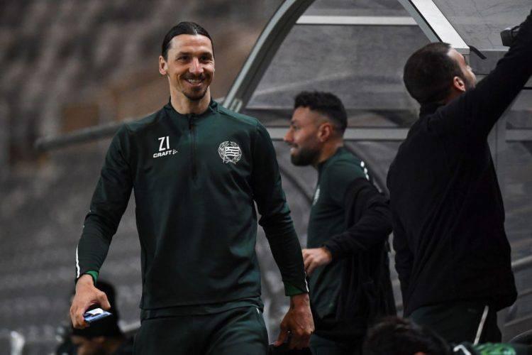 Ibrahimovic rientro Milano quarantena