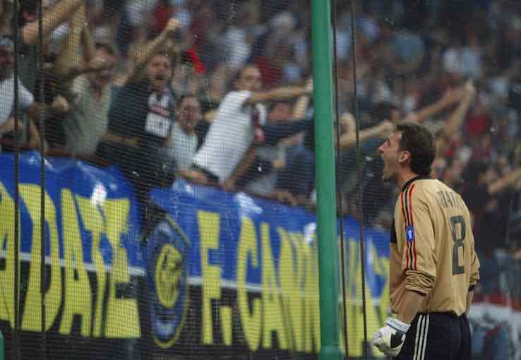 Inter Milan 2003 Abbiati