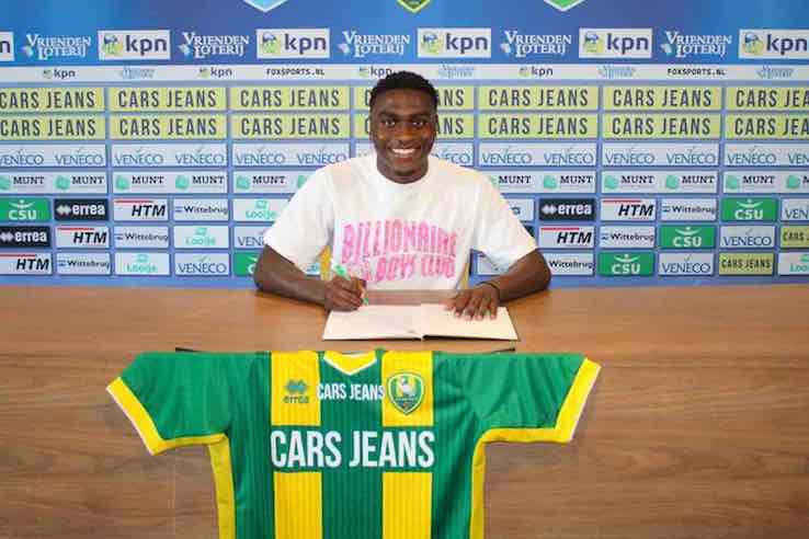 Cain Seedorf nipote Clarence in Eredivise