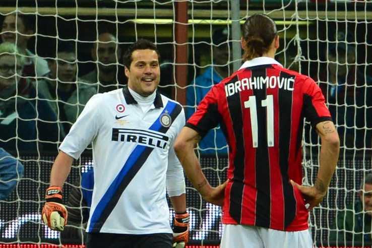 julio cesar linguaccia a Ibrahimovic