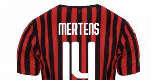Mertens al Milan