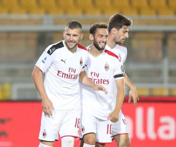 Milan Roma probabili formazioni