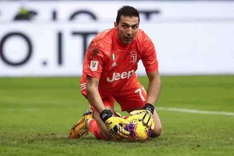 Gianluigi Buffon deferito per bestemmia