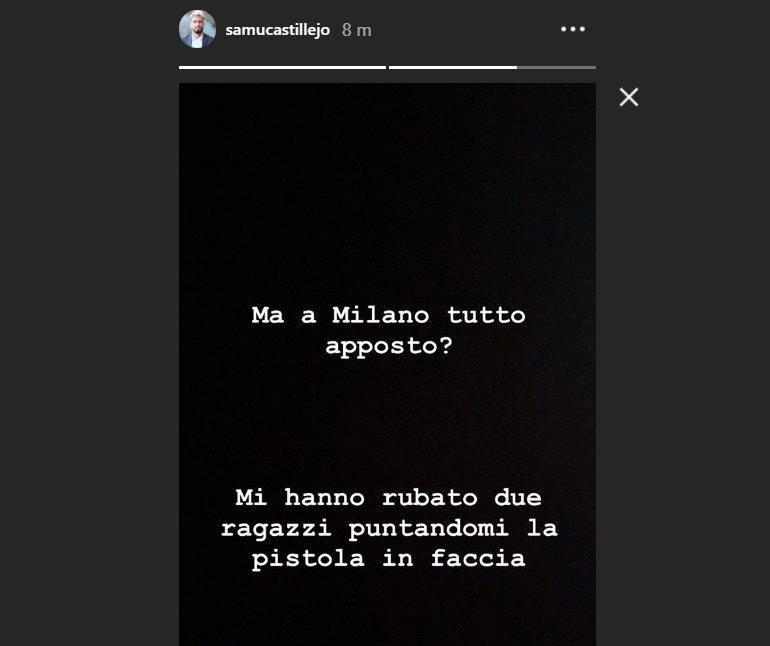 Castillejo Storia Instagram