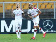 Milan Castillejo stagione finita