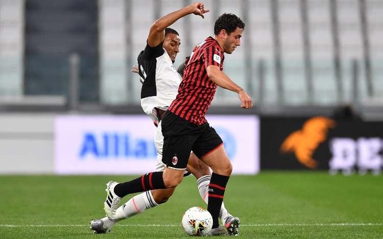 Il Milan venderà Davide Calabria