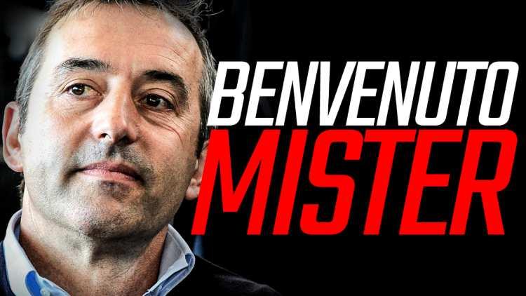 Giampaolo allenatore AC Milan