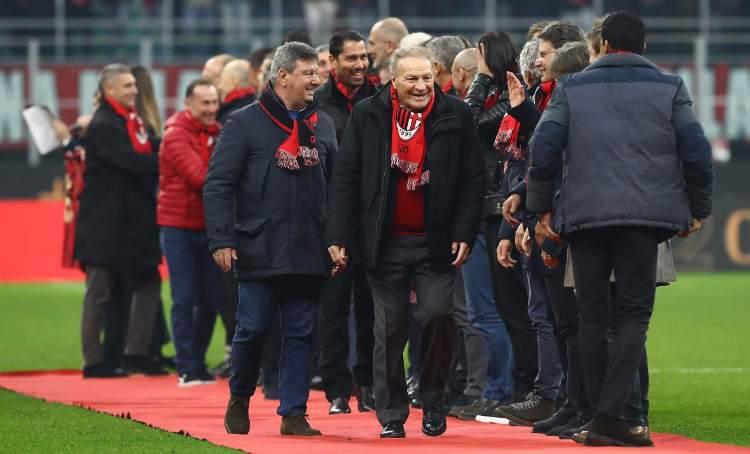 Jose Altafini critica il Milan