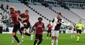 Juve-Milan tv