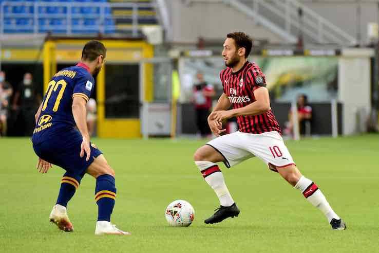 Milan Roma highlights