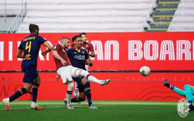 Episodio Milan-Roma