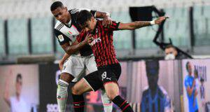 Lecce Milan bocciatura per Paquetà