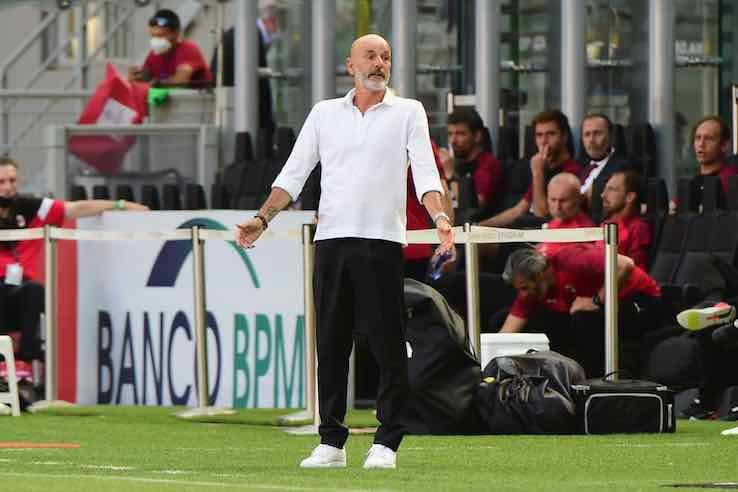 Pioli amichevoli Milan