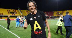 Pippo Inzaghi in Serie A col Benevento