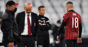 Rebic titolare Lecce-Milan