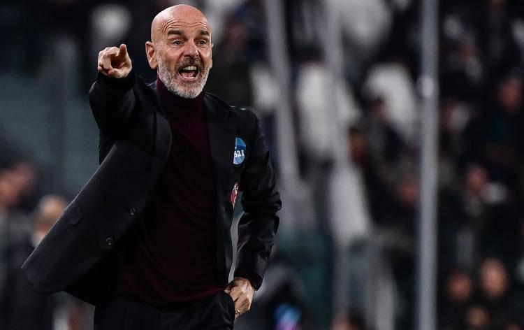 Stefano Pioli cambio modulo Juventus Milan