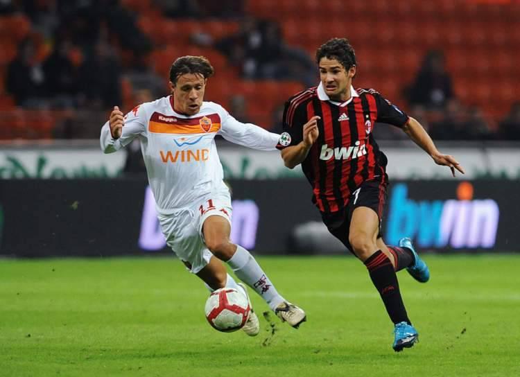 Milan Roma 2-1