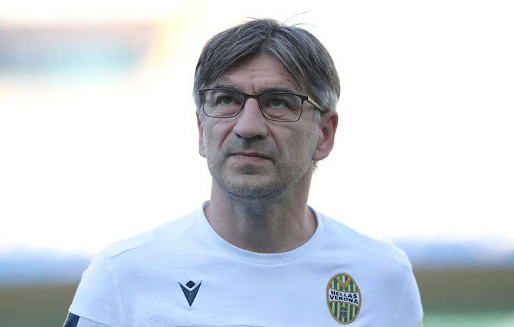 Verona Milan Juric