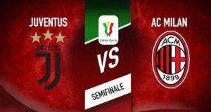 Juventus Milan risultato in diretta