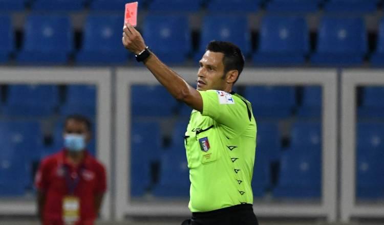 Moviola SPAL Milan arbitro Mariani
