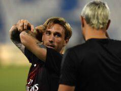 Biglia titolare Milan Parma