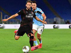 Calhanoglu pronto per Milan-Juventus