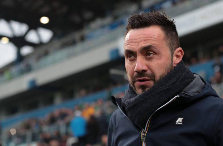 De zerbi prima di sassuolo-Milan intervista