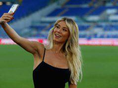 Ibrahimovic commenta Diletta Leotta
