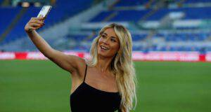Ibrahimovic commenta Diletta Leotta