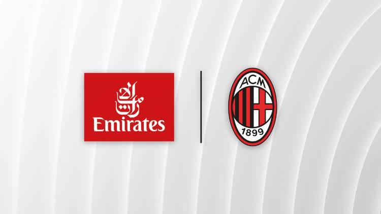 Milan Emirates rinnovo contratto sponsor