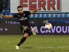 Probabili formazioni Milan-Parma