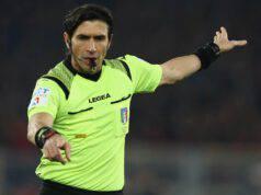 Gianpaolo Calvarese Milan Lazio