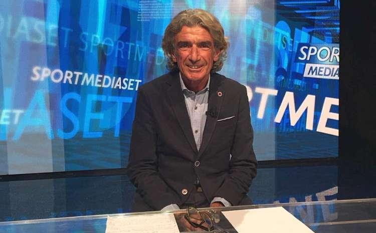 Graziano Cesari Roma Fiorentina