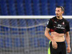 Ibrahimovic Lazio Milan