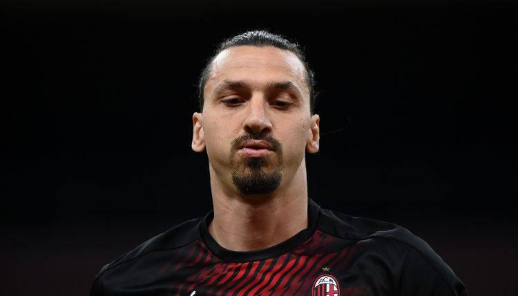 Zlatan Ibrahimovic allontana ritiro