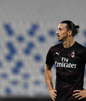 Ibrahimovic probabili formazioni lazio milan