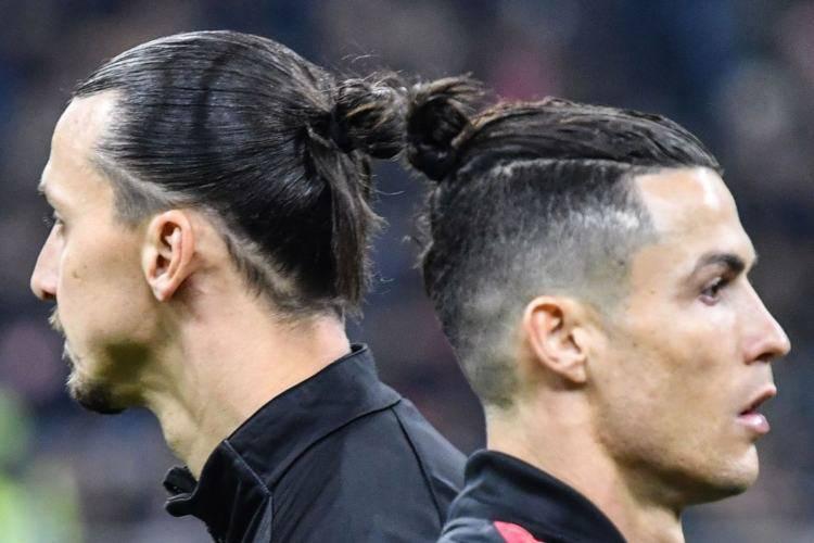 precedenti Ibra-Ronaldo