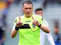 Irrati arbitro Milan Parma