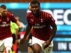 Franck Kessie riposa contro Parma