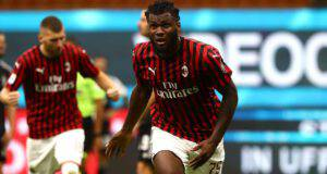Franck Kessie Milan incedibile