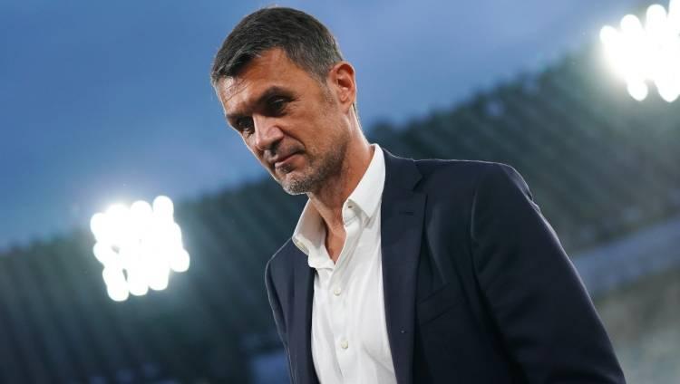 Maldini intervista Milan Cagliari
